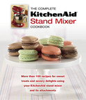 "KITCHENAID  To help cooks truly master their mixers, KitchenAid is introducing ""The Complete KitchenAid® Stand Mixer Cookbook,"" a collection of delicious recipes for everything from healthy breakfasts and vegetable dishes to homemade pasta and decadent desserts.  (PRNewsFoto/KitchenAid) CHICAGO, IL UNITED STATES"