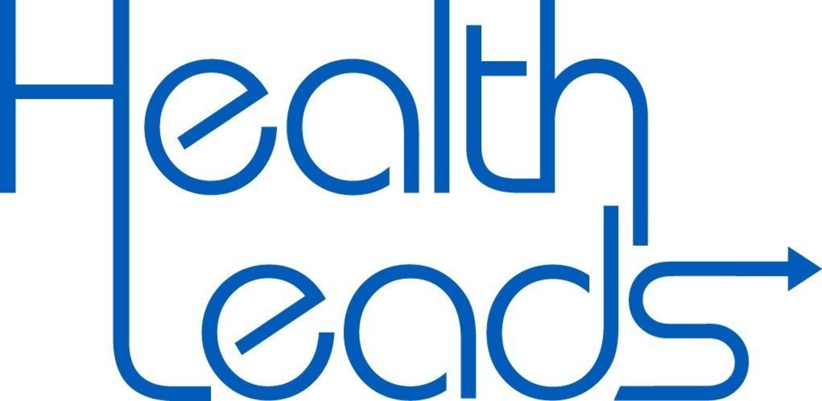 Health Leads is a social enterprise that envisions a healthcare system that addresses all patients' basic resource needs as a standard part of quality care. (PRNewsFoto/Health Leads)