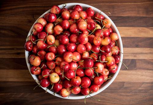 Fresh Cherries Featured at 50 Top U.S. Restaurants to Mark National Rainier Cherry Day