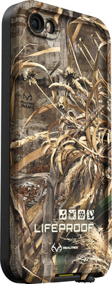 Realtree Max-5 camouflage pattern for LifeProof fre for iPhone 5 & iPhone 5s  (PRNewsFoto/LifeProof)