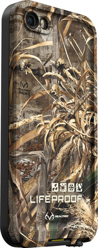 Realtree Max-5 camouflage pattern for LifeProof fre for iPhone 5 & iPhone 5s (PRNewsFoto/LifeProof) (PRNewsFoto/LIFEPROOF)