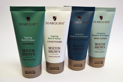 Seabourn and Molton Brown have introduced Seabourn Signature Scents, a luxurious creation of bespoke exotic fragrances designed exclusively for Seabourn guests. This is the first product developed exclusively for a cruise line by Molton Brown and the products will only be available on Seabourn ships.
