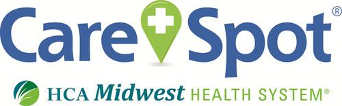CareSpot HCA Midwest logo.  (PRNewsFoto/CareSpot)
