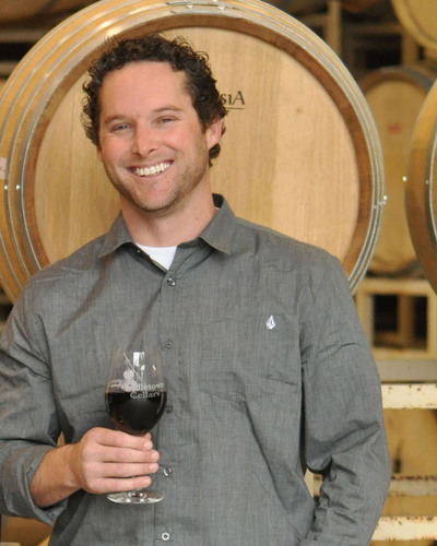 Joe Shebl, Winemaker and GM, Renwood Winery, Plymouth, CA. (PRNewsFoto/Renwood Winery)