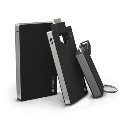 mophie Universal Line - Reserve, Boost and Powerstation.  (PRNewsFoto/mophie)