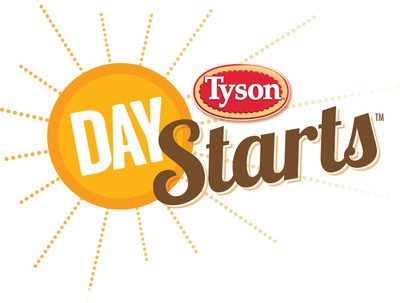 Tyson Foods Launches Its First Breakfast Line with New Tyson® Day Starts™