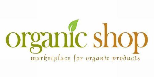 OrganicShop.in Logo (PRNewsFoto/OrganicShop.in)