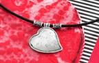 Beginning Jan. 15, Silpada's You've Got Heart Necklace will be available for $49 in the U.S. ($52 in Canada), and for every necklace sold at full price, $10 will be donated to WomenHeart.