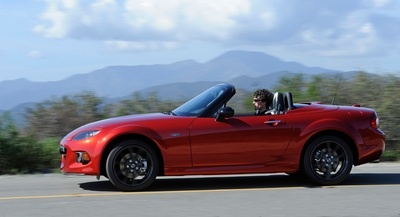 2015 Mazda MX-5 Miata 25th Anniversary Edition Sells Out Within 10 Minutes