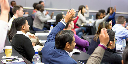 Imperial College Business School to host Global online MBA Information Session (PRNewsFoto/Study Group Online)