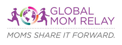 Global Mom Relay Logo.  (PRNewsFoto/United Nations Foundation)