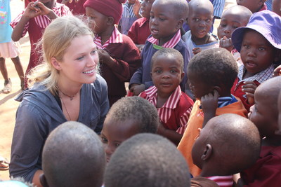 "Toni Garrn establishes the Toni Garrn Foundation with Plan International. The project ""Educational Opportunities for Girls in Zimbabwe"" aims to improve access to education for young women in the region of Chipinge and help them access their rights."