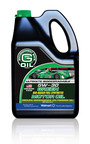 GREEN EARTH TECHNOLOGIES MOTOR OIL G-OIL(R) 5W-30 Bio-based Full Synthetic Motor Oil. (PRNewsFoto/Green Earth Technologies) WHITE PLAINS, NY UNITED STATES