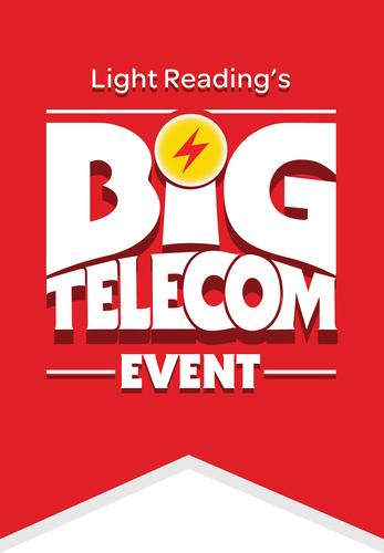 Light Reading Announces World-Class Sponsorship for The Big Telecom Event (PRNewsFoto/Light Reading)