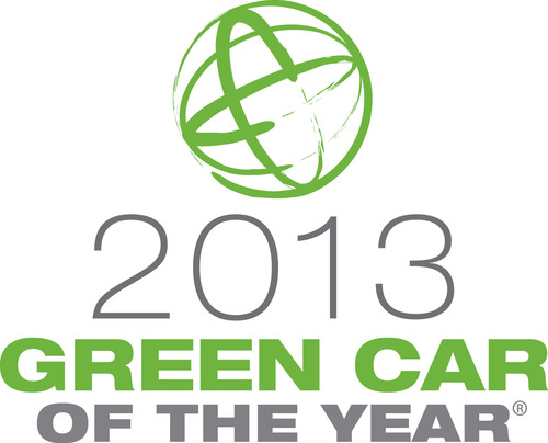 Hybrides, plug-ins en zuinige benzinewagens strijden voor de titel van Green Car of the Year 2013