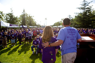 PurpleStride Los Angeles at Exposition Park