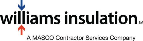 Williams Insulation.  (PRNewsFoto/Masco Contractor Services)