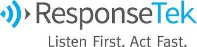 ResponseTek Logo.  (PRNewsFoto/ResponseTek Networks Corp)