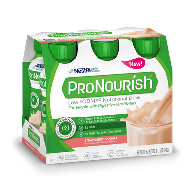 ProNourish(TM) Low FODMAP Nutritional Drink