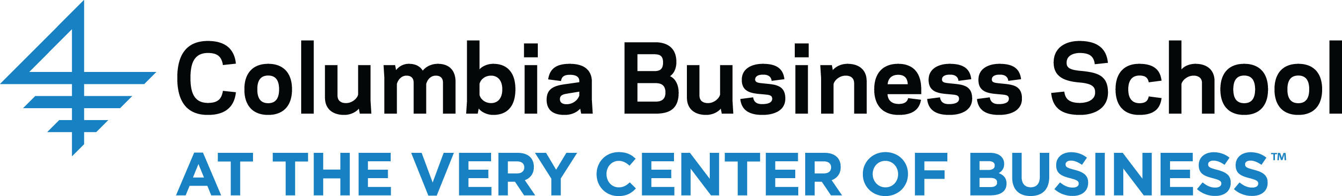 Columbia Business School Logo.