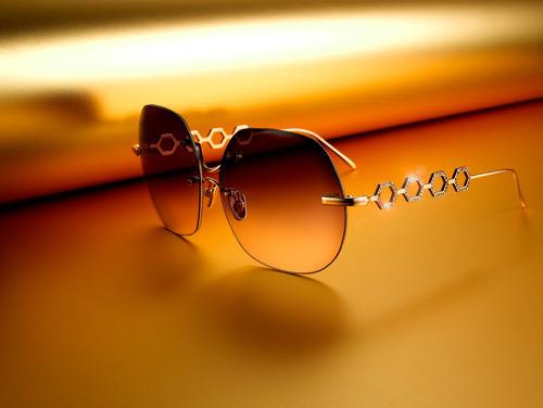 Diamond Sunglasses - image 1.  (PRNewsFoto/Key of Aurora)