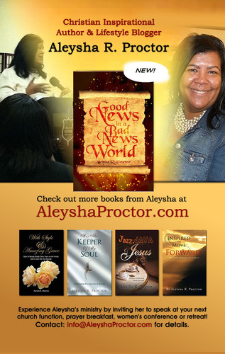 Aleysha Proctor, Author & Speaker. (PRNewsFoto/Aleysha Proctor) (PRNewsFoto/ALEYSHA PROCTOR)