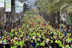 Tel Aviv Marathon 2015 kicks off February 26th. Credit: Ronen Topelberg.