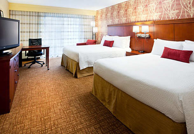 The Courtyard Sacramento Rancho Cordova is offering deluxe accommodations from $79 per night through Dec. 31, 2013. For information, visit www.marriott.com/SACRC or call 1-916-638-3800.  (PRNewsFoto/Courtyard Sacramento Rancho Cordova)