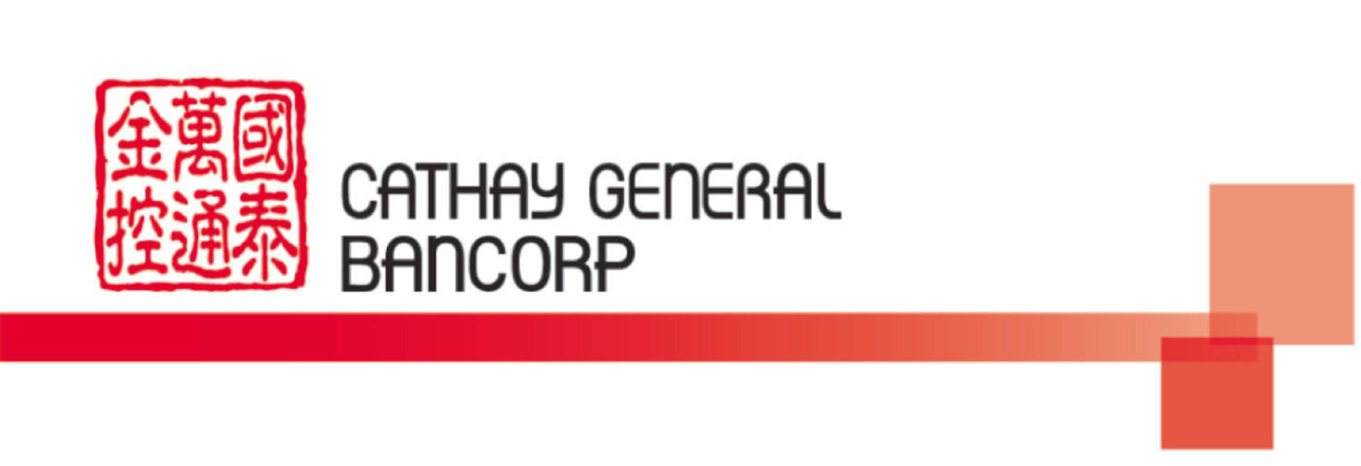 Cathay General Bancorp (PRNewsFoto/Cathay General Bancorp)