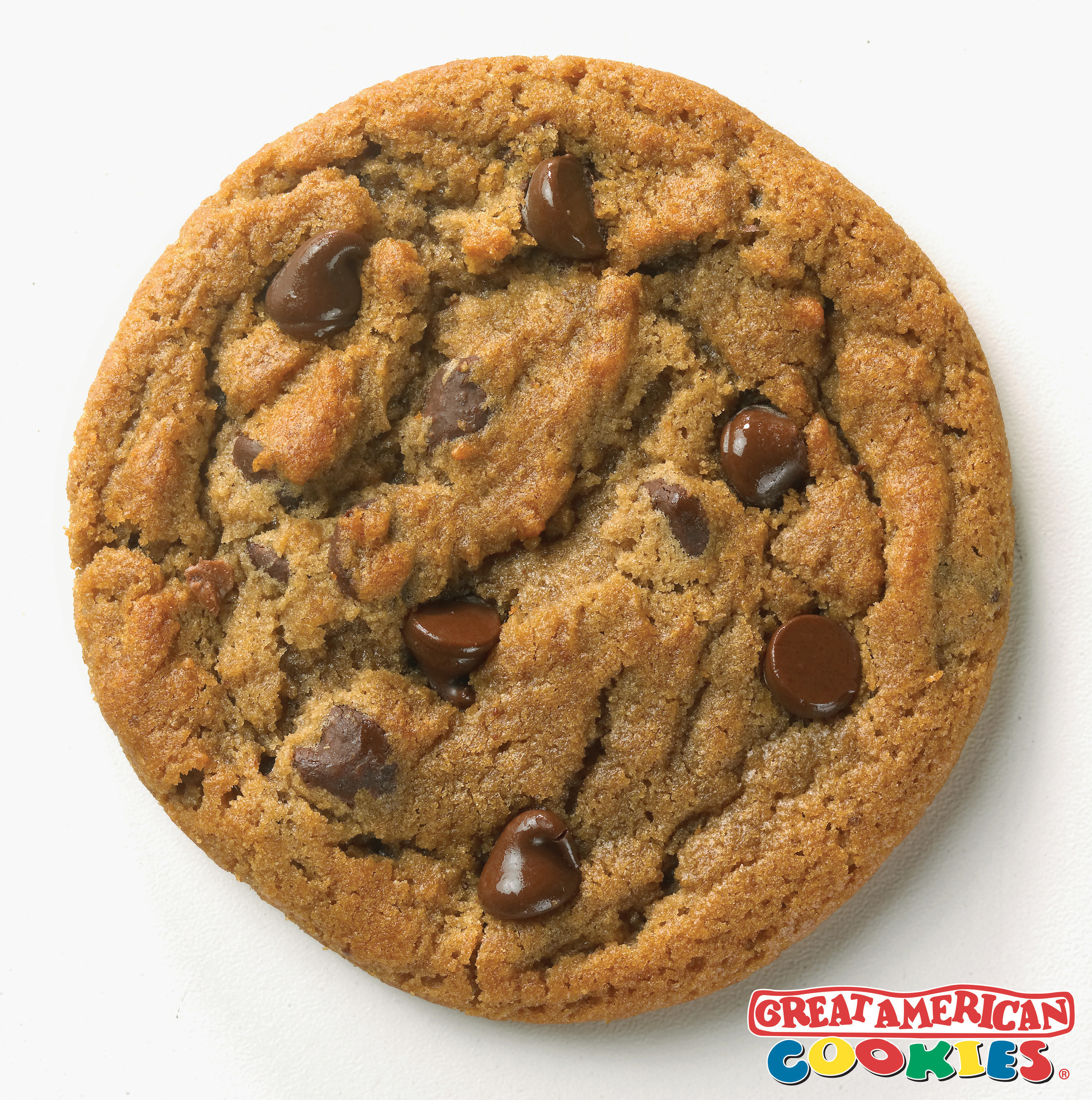 Great American Cookies(R) is giving away a free original chocolate chip cookie to customers in celebration of Tax Day on April 18, 2016.