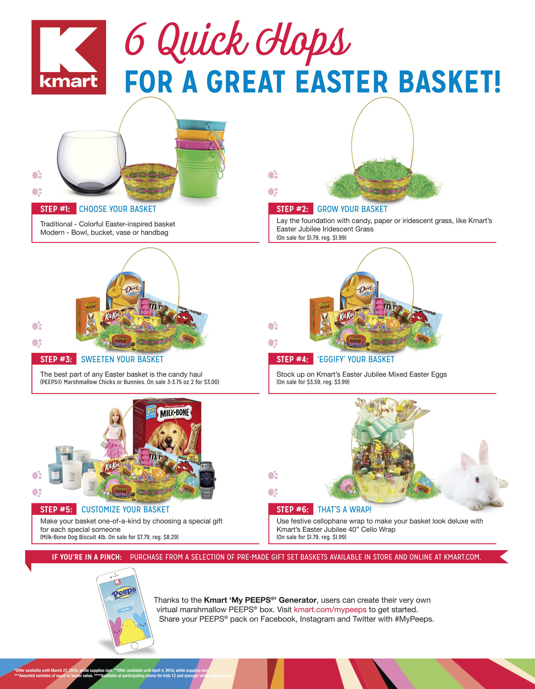 For those looking for a fresh take on an Easter classic, Kmart breaks down the steps to create brag-worthy ...