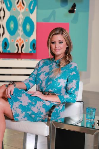 Holly Valance, expert judge on 'Ultimate Shopper' airing on TLCCredit: Discovery Communications (PRNewsFoto/DISCOVERY NETWORKS INTERNATIONAL)