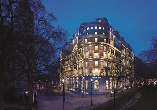 Corinthia Hotel London (PRNewsFoto/Corinthia Hotel London)