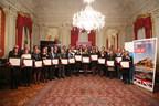 Beste Unternehmen bei exklusiver Veranstaltung in Zagreb geehrt