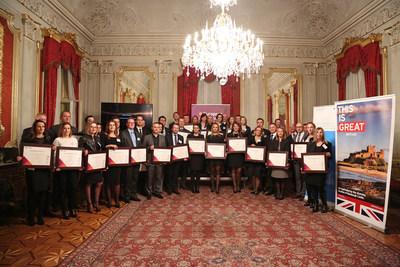 National Champions (PRNewsFoto/European Business Awards)