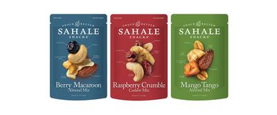 Sahale Snacks Nut + Fruit Blends.  (PRNewsFoto/Sahale Snacks)