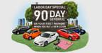 Scion Labor Day Holiday Sales Event (PRNewsFoto/Scion of Naperville)