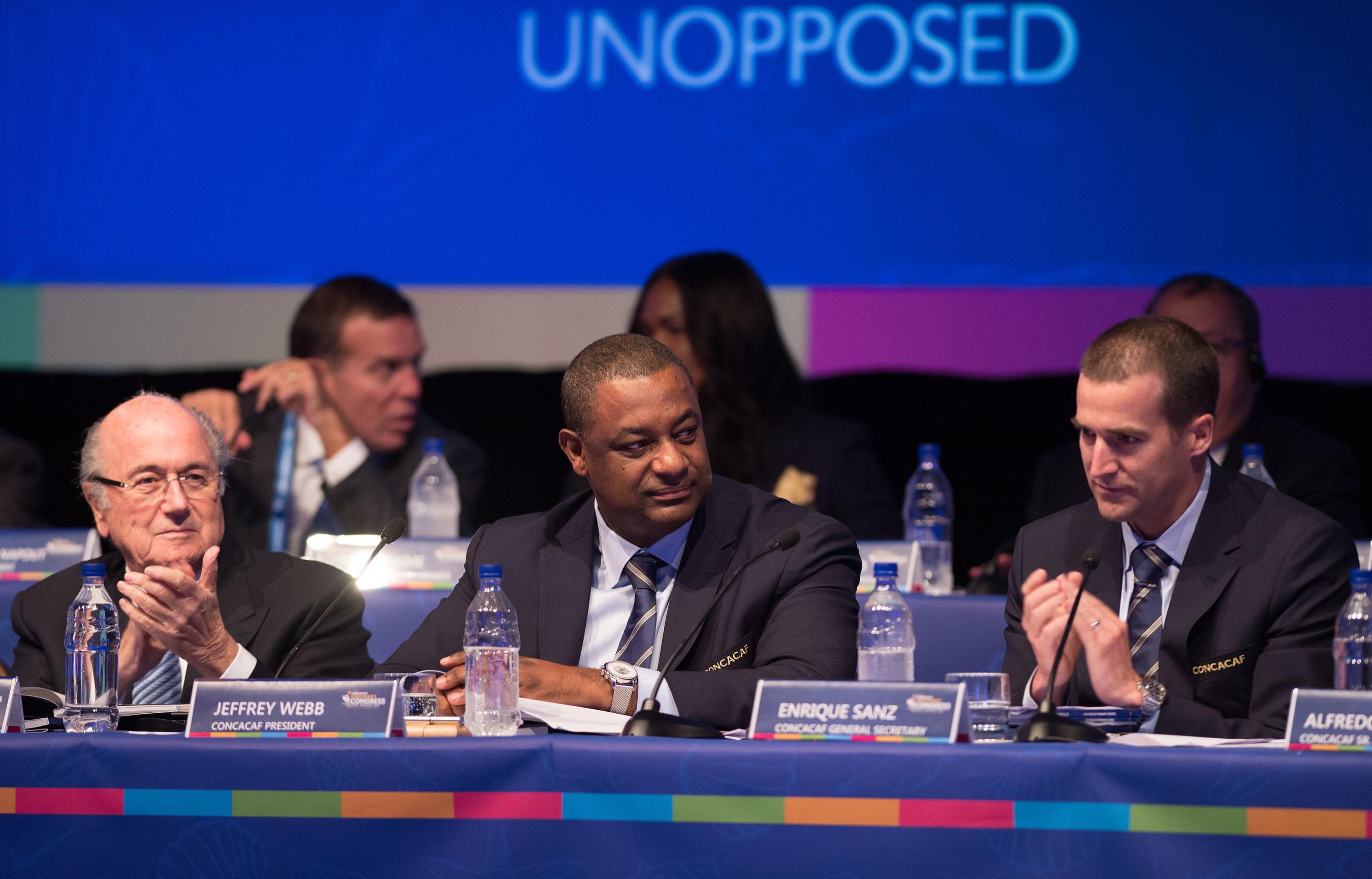 CONCACAF проводит юбилейный 30-й Очередной конгресс