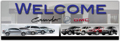 Cavender Buick GMC North as compiled a single location on their website for people to find a wealth of information about their lineup of 2013 Buick and GMC models. (PRNewsFoto/Cavender Buick GMC North) (PRNewsFoto/CAVENDER BUICK GMC NORTH)
