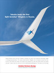 Yakutia Airlines the First to Operate Split Scimitar® Winglets in Russian Federation