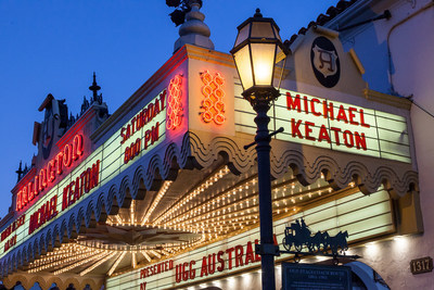 UGG Tribute Night at Santa Barbara International Film Festival Honors Michael Keaton