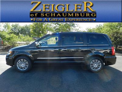 Schaumburg Chrysler now carries the 2013 Chrysler Town and Country in Schaumburg IL.  (PRNewsFoto/Schaumburg Chrysler)