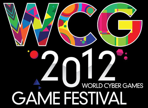 WCG (World Cyber Games) 2012, Game Festival Logo.  (PRNewsFoto/World Cyber Games)