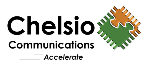 Chelsio logo.  (PRNewsFoto/Chelsio Communications, Inc.)