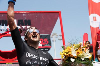ROKA Phantom sunglasses, worn to victory at IRONMAN(R) Lanzarote by pro triathlete Jesse Thomas