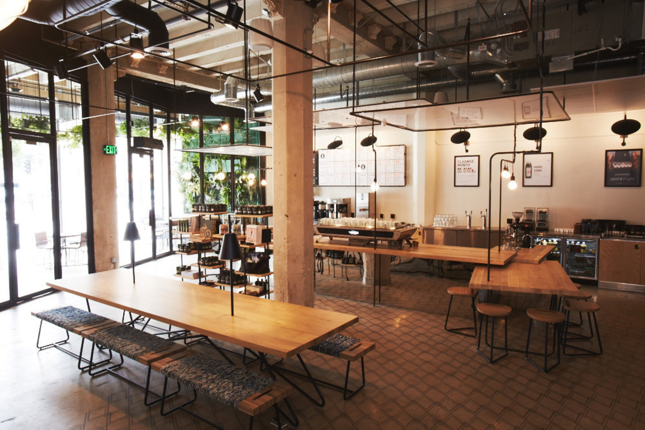 Verve Coffee Roasters Opens First Cafe In Los Angeles In