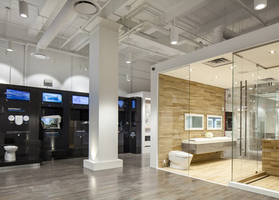 TOTO Launches Its Flagship Gallery in New York\'s Home Design District