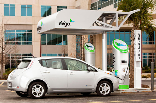 Nissan To Triple Electric Vehicle Fast-Chargers; Partners With NRG Energy To Build First