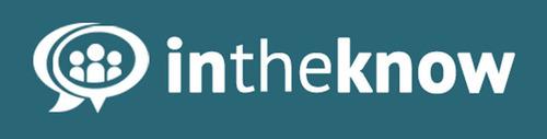 InTheKnow logo. (PRNewsFoto/InTheKnow) (PRNewsFoto/INTHEKNOW)