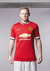 Manchester United to Wear New Chevrolet-Branded Shirt for First Time Against L.A. Galaxy